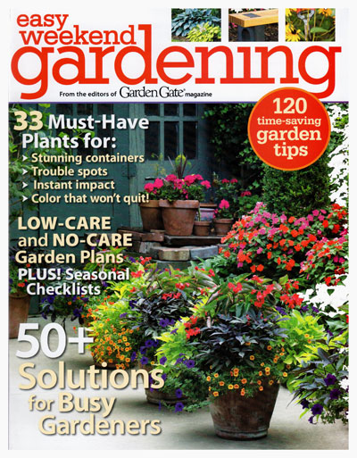 Garden Gate Magazine June 2008 Paul Hendershot Design Inc