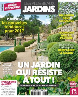 Les Plus Beaux Jardins - Feb-Apr 2017 — Paul Hendershot Design, Inc