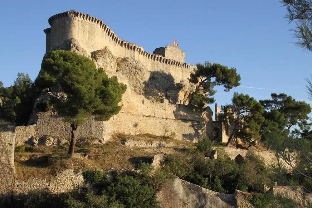 Schloss Boulbon