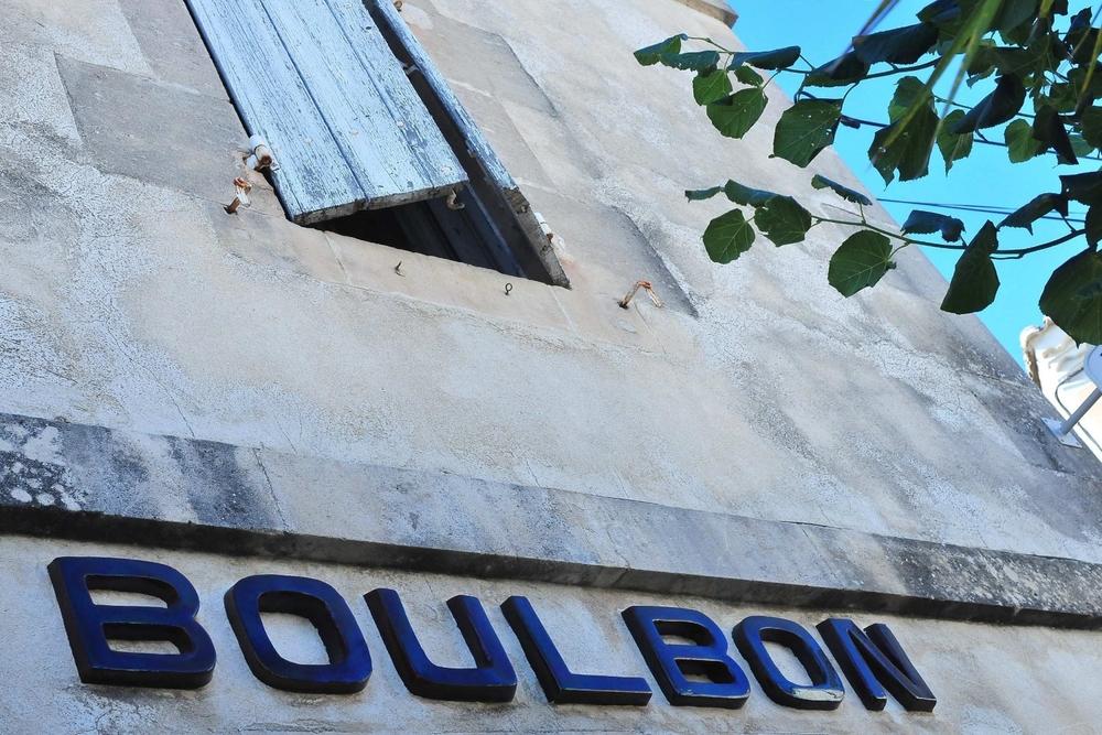 Das Postamt in Boulbon