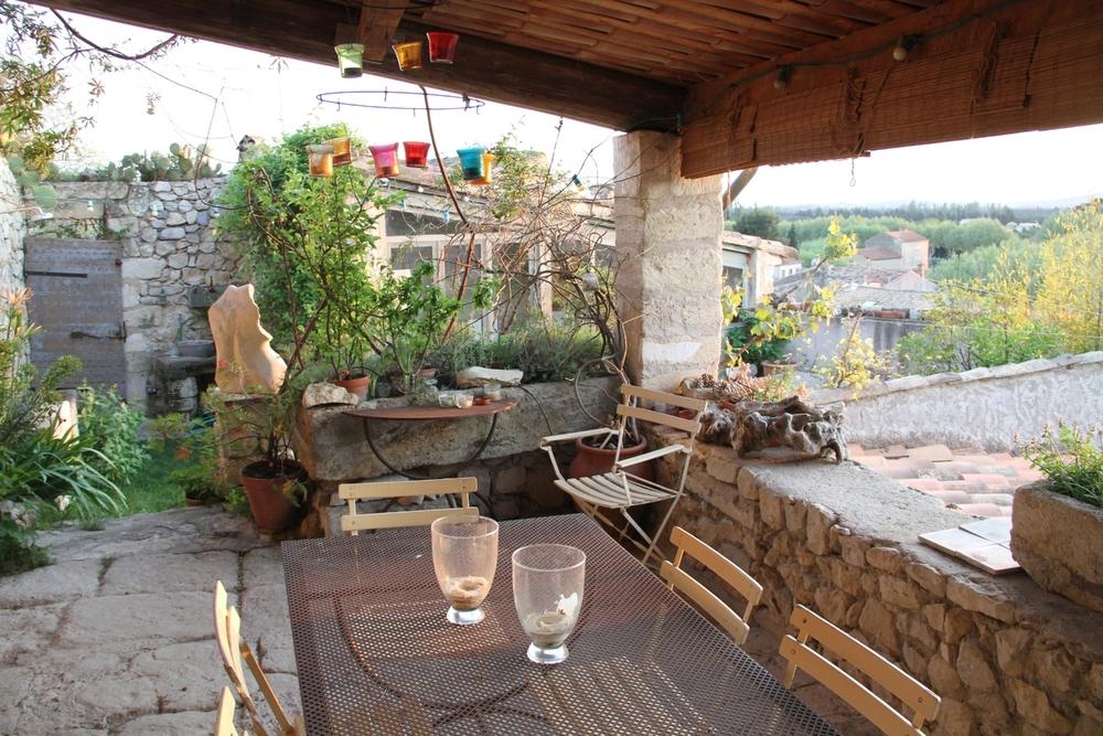 Ferienwohnung-Atelier-Garten
