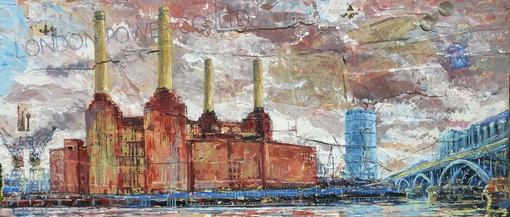 Battersea Power Station, London, 3