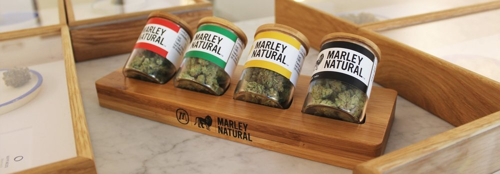 Marley Natural Cannabis Now Available Up And Down The West Coast