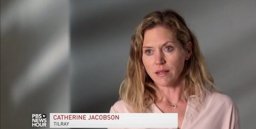 Dr. Catherine Jacobson on PBS NewsHour