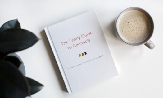 The Leafly Guide to Cannabis is available at bookstores nationwide.