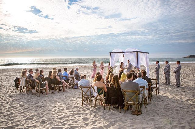 One last shot from this gorgeous beach wedding.  What an amazing backdrop. #Wedding #WeddingPhotography #WeddingPhotographer #OrangeCountyWeddingPhotographer #WeddingDay #Florist #WeddingFlorist #WeddingPlanner #OrangeCountyWeddingPlanner #SaltCreekBeach #Saltcreek #BrettWernerPhotography #BeachWedding #dyiwedding #Sunset #Clouds #Photography #WeddingInspiration