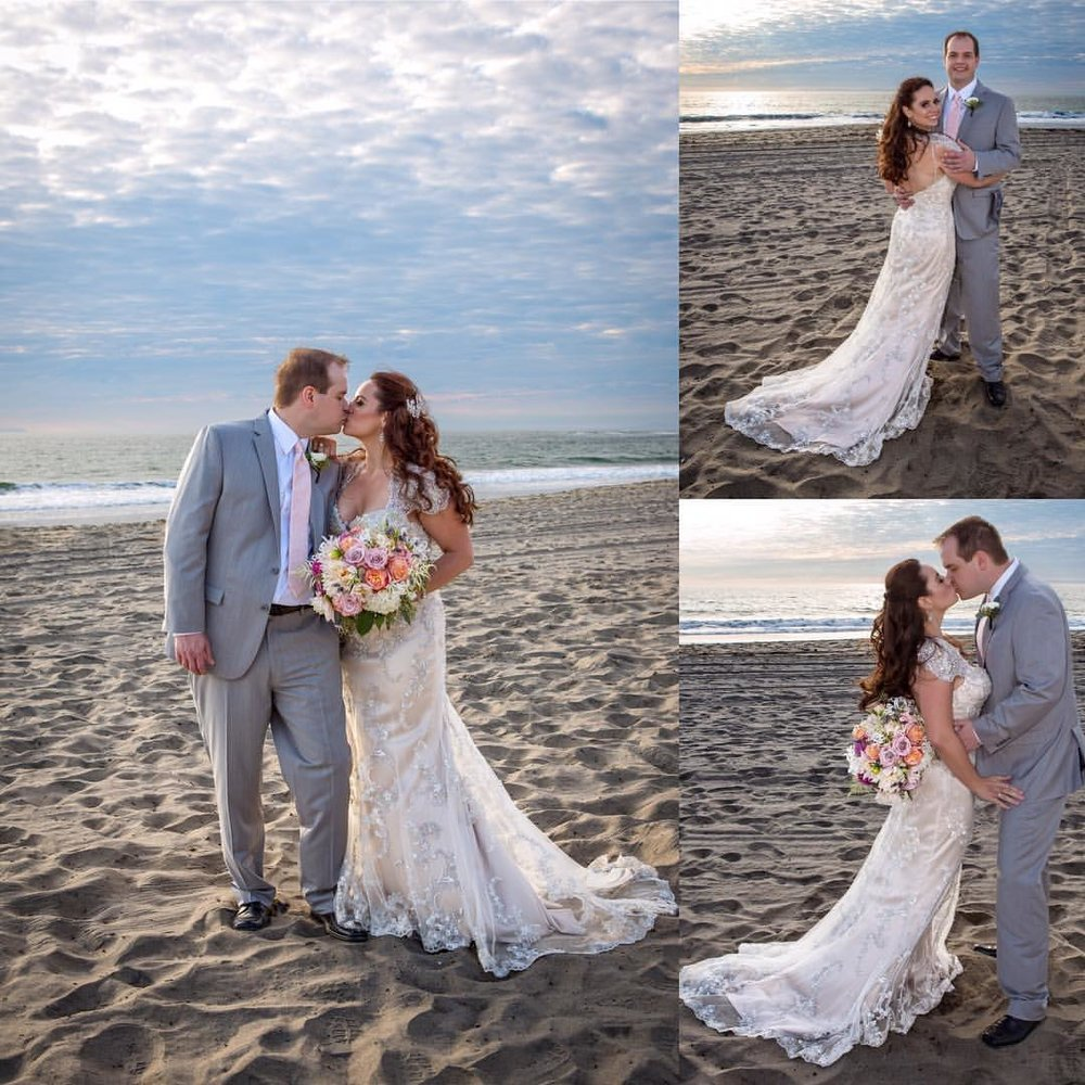 October beach wedding at Salt Creek.  #Wedding #Weddings #Marriage #WeddingPhotographer #WeddingPhotography #OrangeCountyWeddingPhotographer #OrangeCountyWeddingPhotography #BrideAndGroom #WeddingDay #BeachWedding #SunsetWedding #Love #OrangeCountyWedding