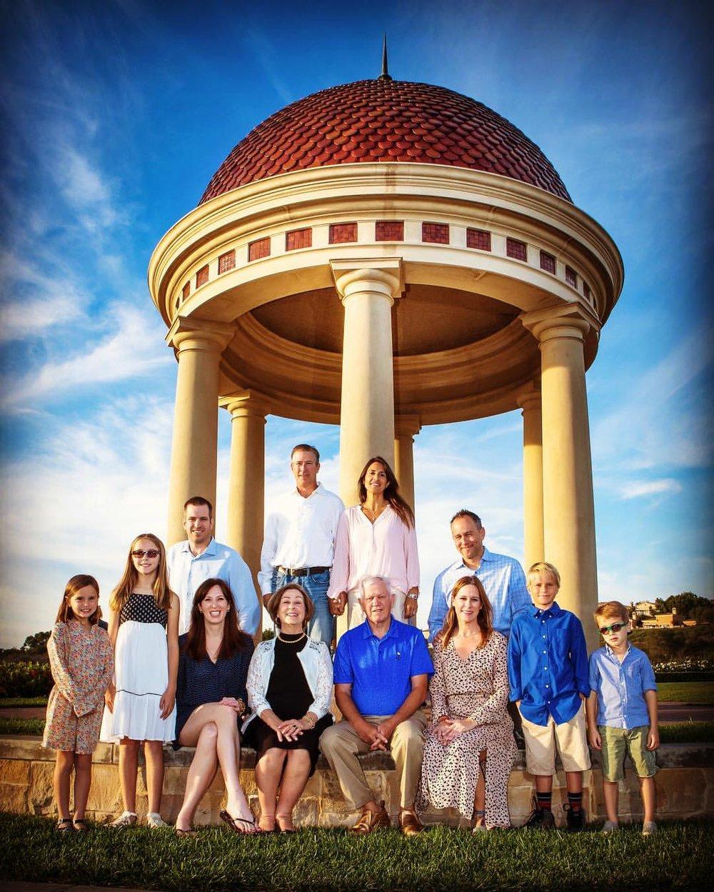 Family portraits in Newport Coast at Pelican Hill Resort.  #FamilyPortraits #Family #FamilyPhotography #OrangeCountyPhotographer #FamilyPhotoInspiration #PelicanHill #PelicanHillResort #FamilyPhoto #FamilyPhotoShoot #FamilyPhotoPhotographer #brettwernerph