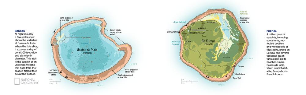 Mozambique Atolls