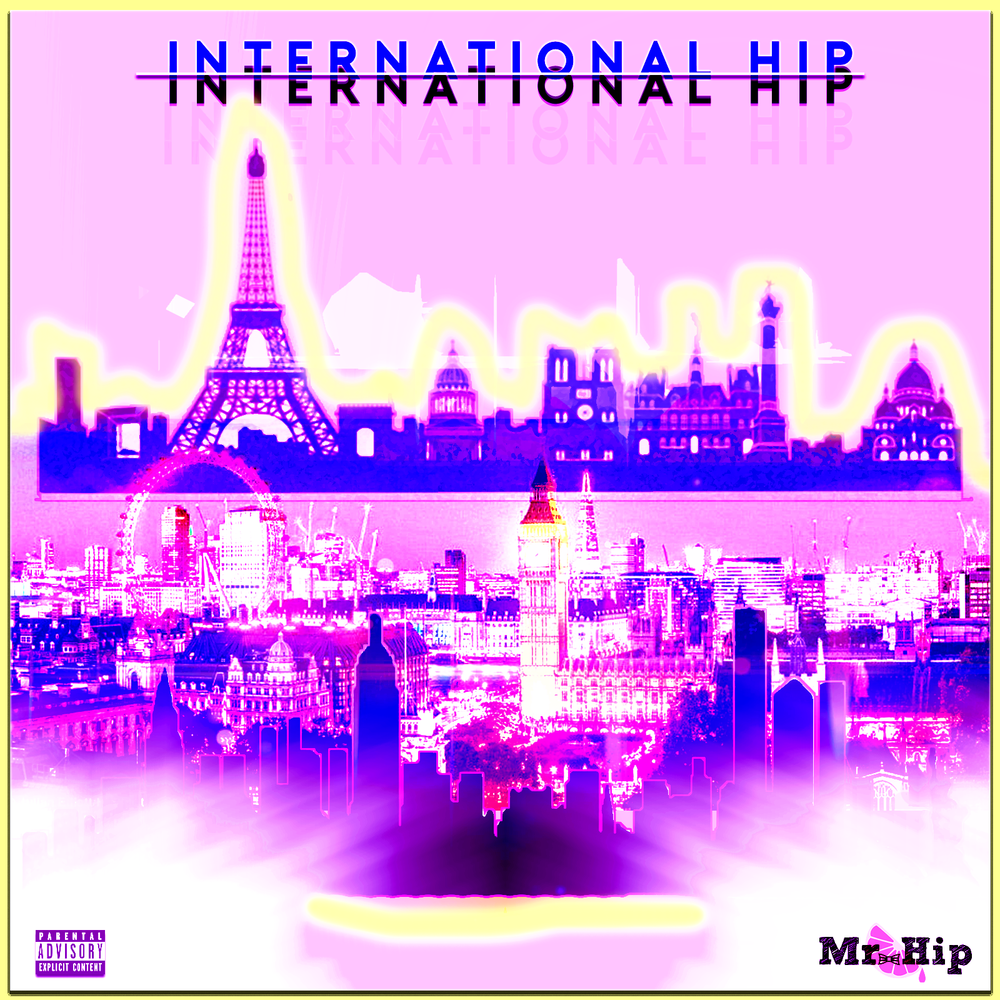 International Hip EP Album Cover