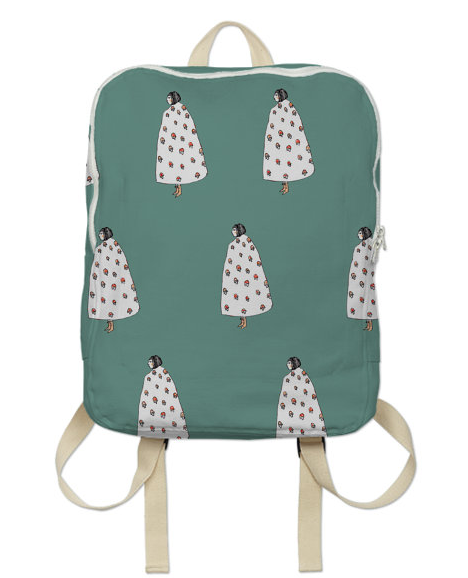 My Little Belleville Backpack, $65