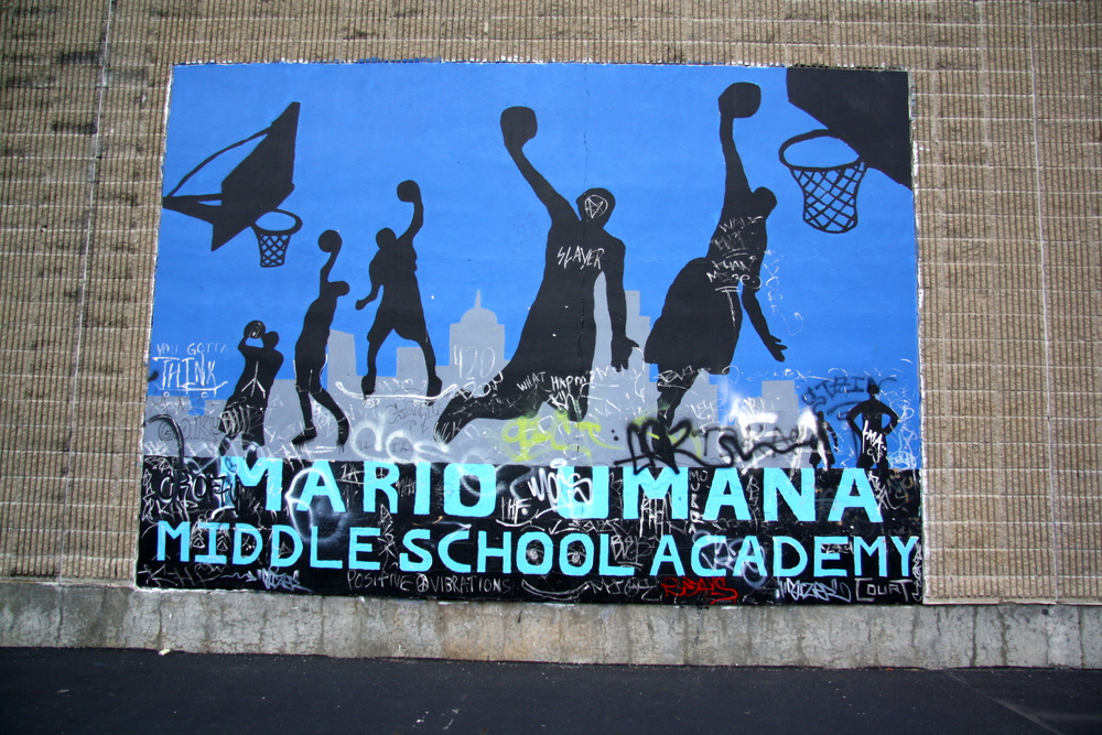 Mario Umana Middle School