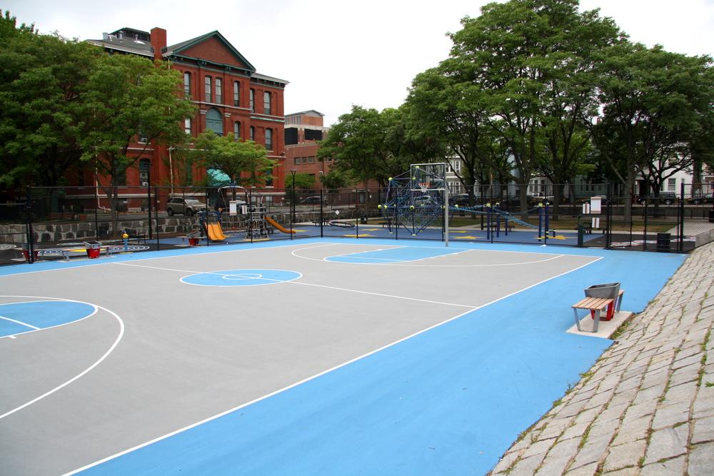 Paris Street Playground