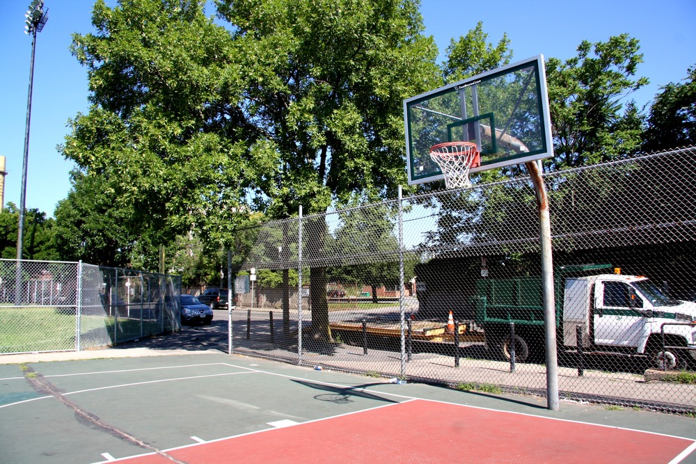 Michael G. Pano Basketball Court