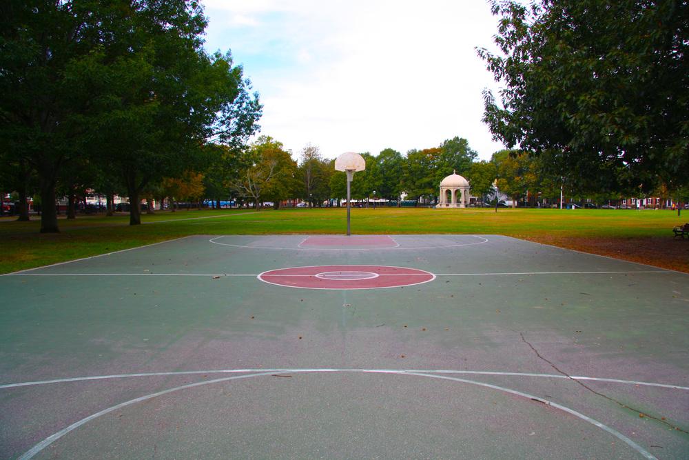 Salem Common - Salem, MA