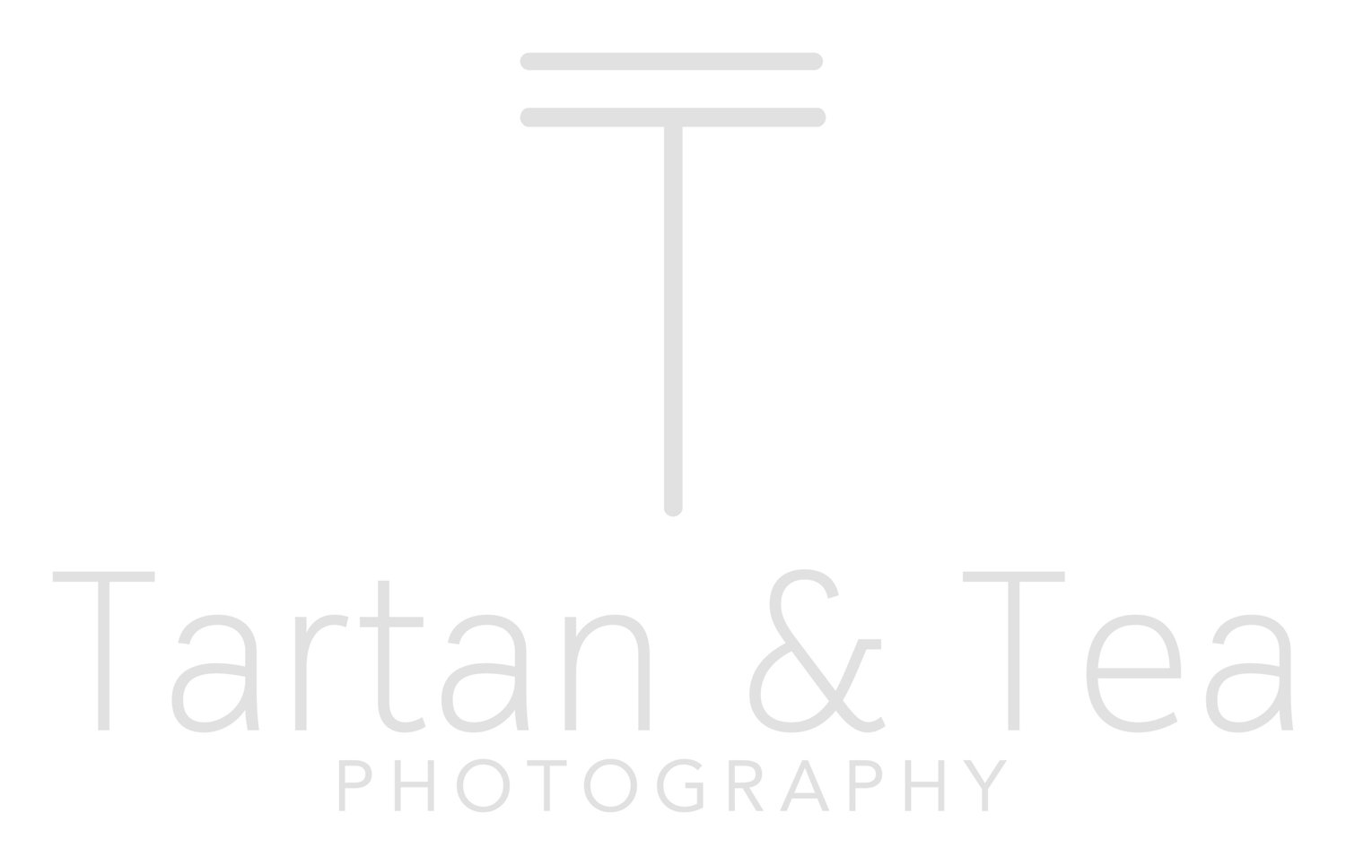 Tartan & Tea Photography