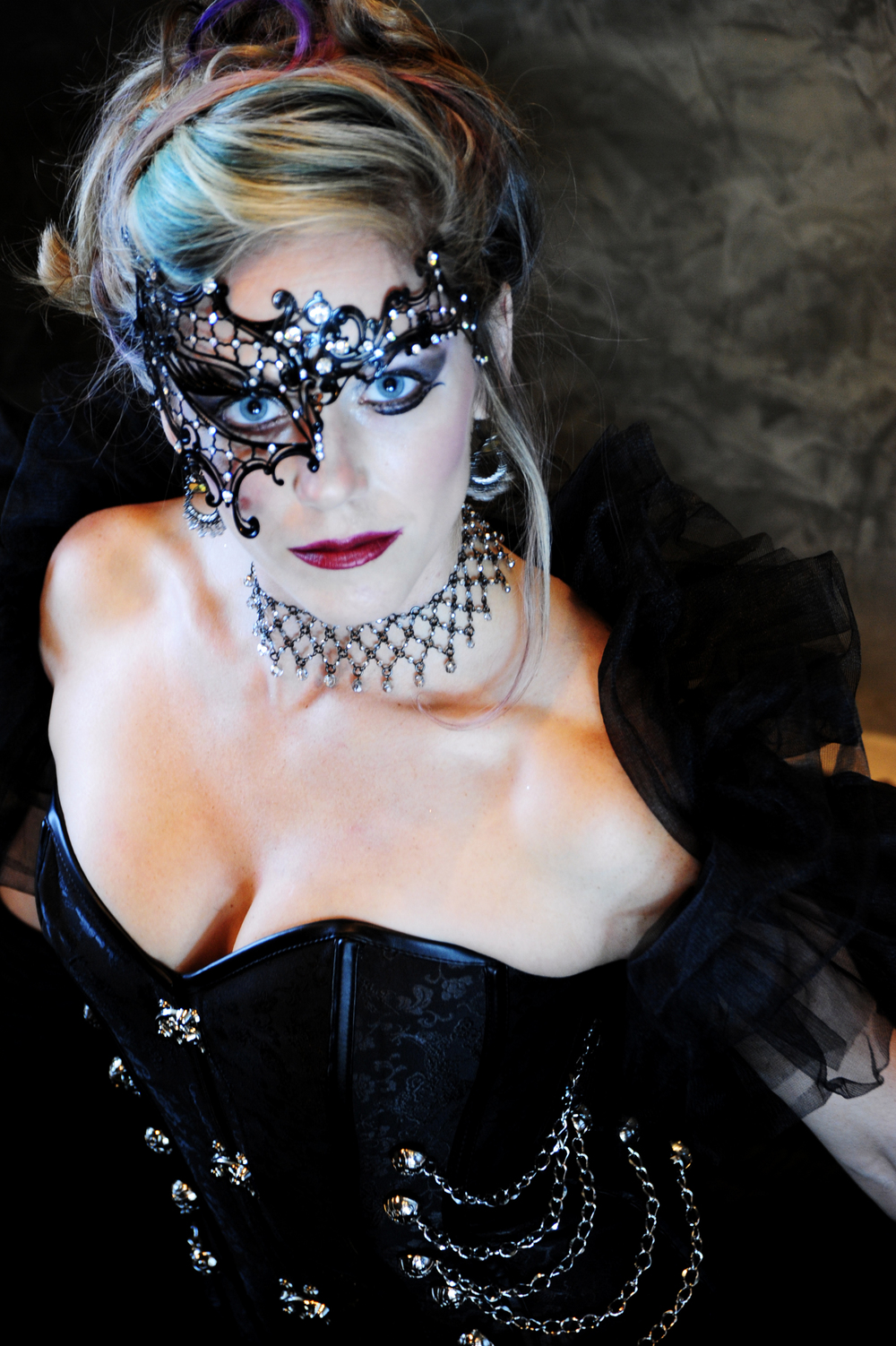 The Dark Mistress - Photo by Grace Lee