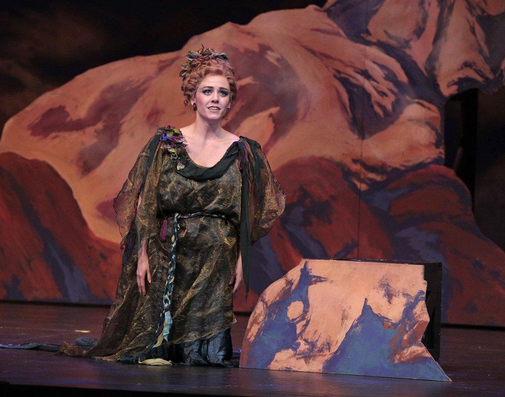 Echo in Ariadne auf Naxos