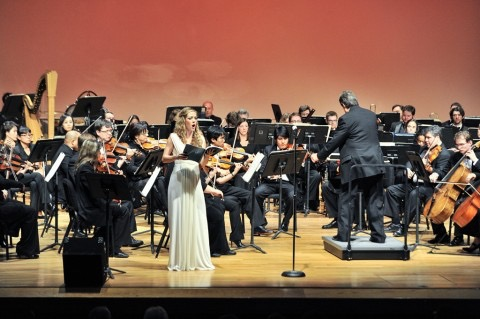 Soprano Soloist with the Las Colinas Symphony