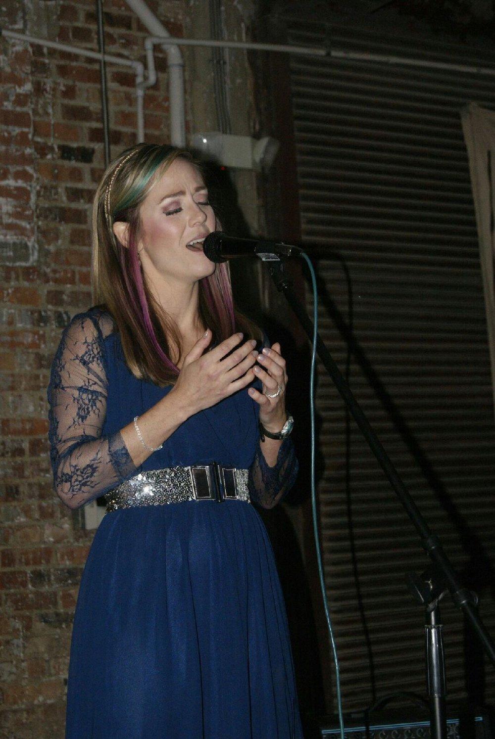 Soloist Alzheimer's Benefit Concert