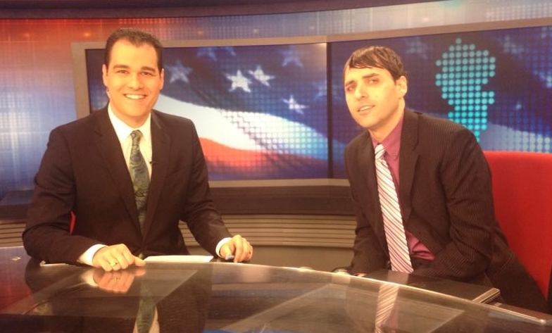 "March 7, 2014: Guest on News12 NJ's ""Power and Politics"""