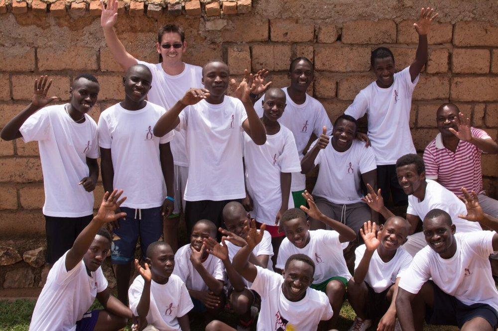 Post Run Rwanda