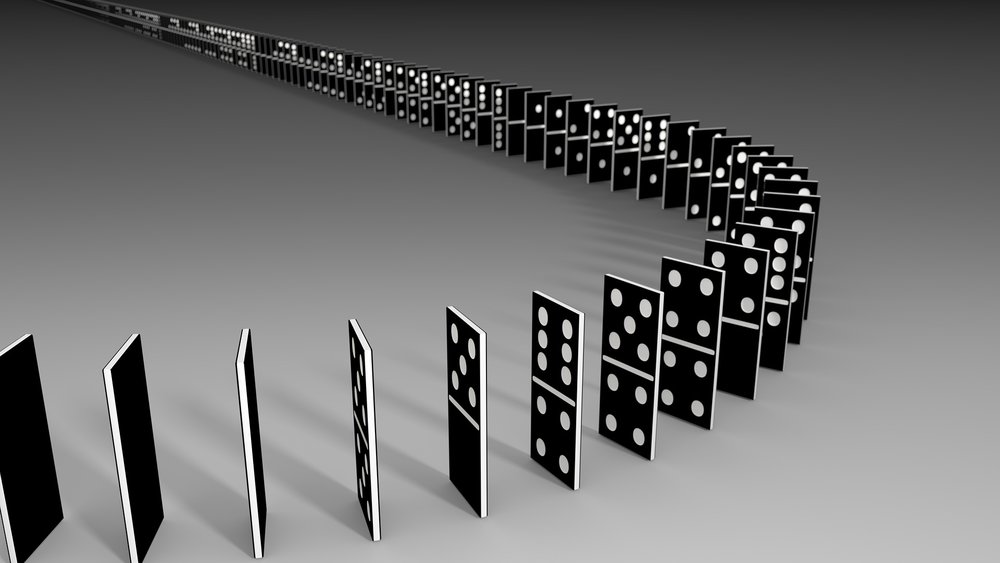life coach-personal-development-coach-domino-effect