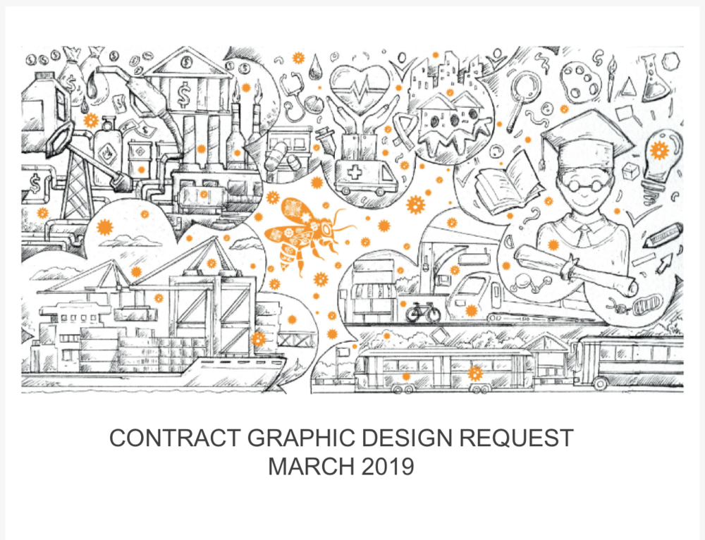 Our mission is to locate a designer who can help us illustrate messages in a culturally authentic and creative way. - .
