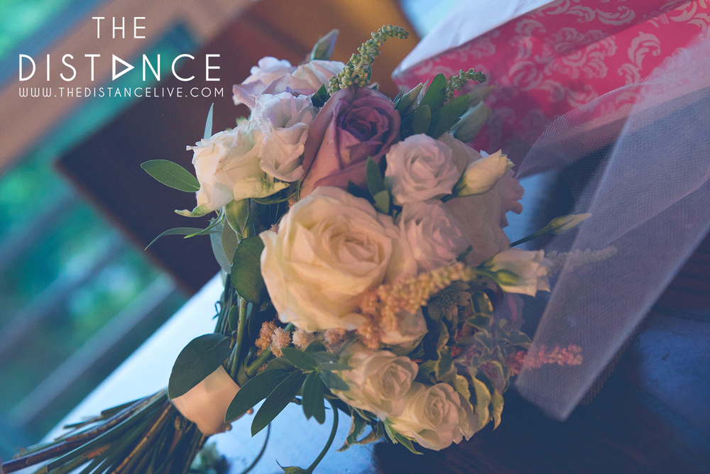 The Edge Wedding Band - The Distance