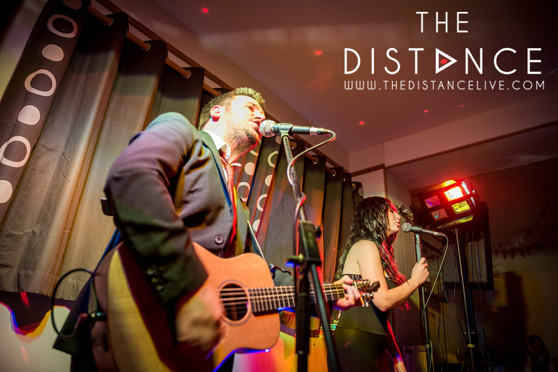 Cheshire wedding band | The Distance