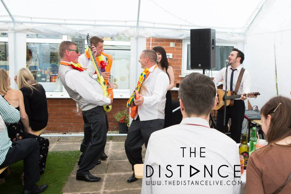Chorley Wedding band | The Distance