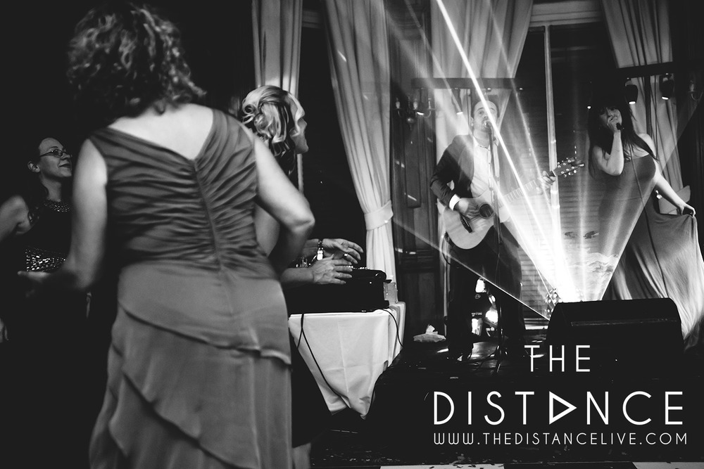 Bradford Party Band | The Distance