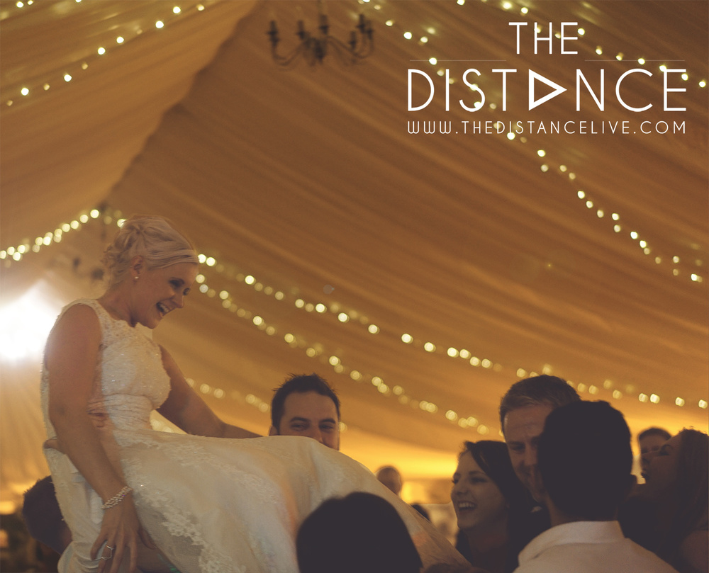 Raemoir House Hotel Wedding | The Distance wedding band