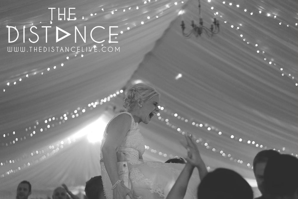 Raemoir House Hotel Wedding | The Distance wedding band