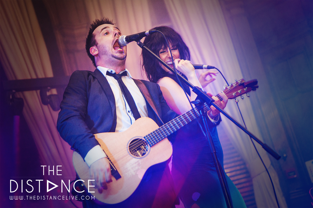 Liverpool Wedding Band // The Distance