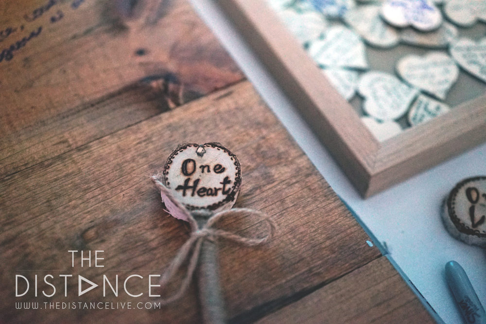 TThe granary at fawsley Wedding Band | The Distance