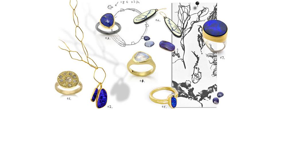 Portfolios Artisan Hand Crafted Jewelry in Berkeley CA San