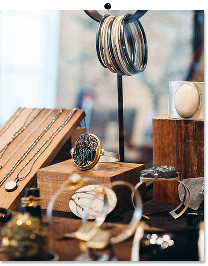 Artisan Hand Crafted Jewelry in Berkeley, CA - Shibumi Gallery