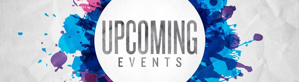 Click here to see a list of upcoming events including workshops and accountability groups!