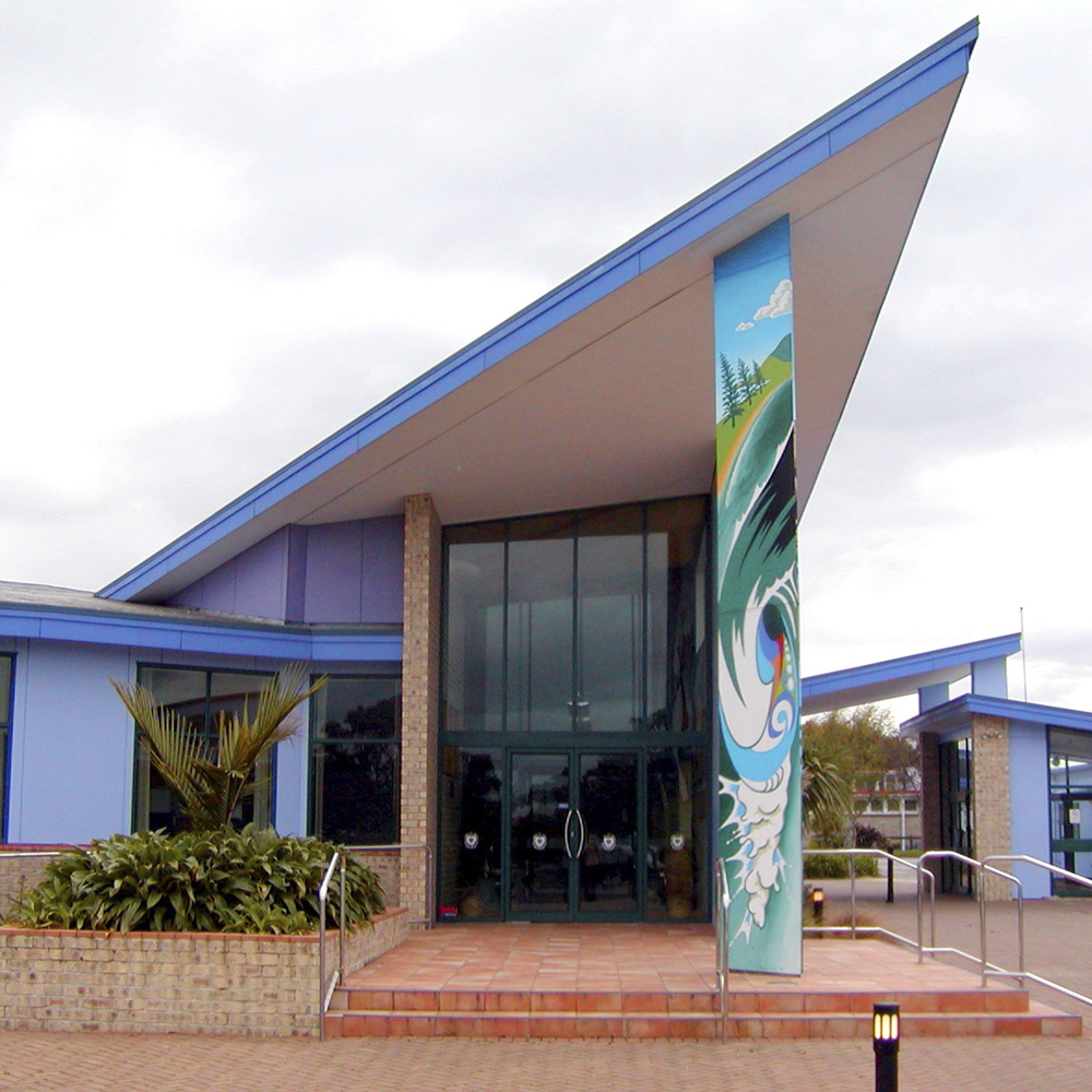 Mt Maunganui College Administration Building