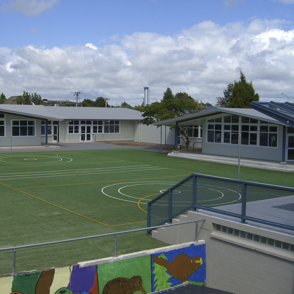 Otumoetai Intermediate Redevelopment