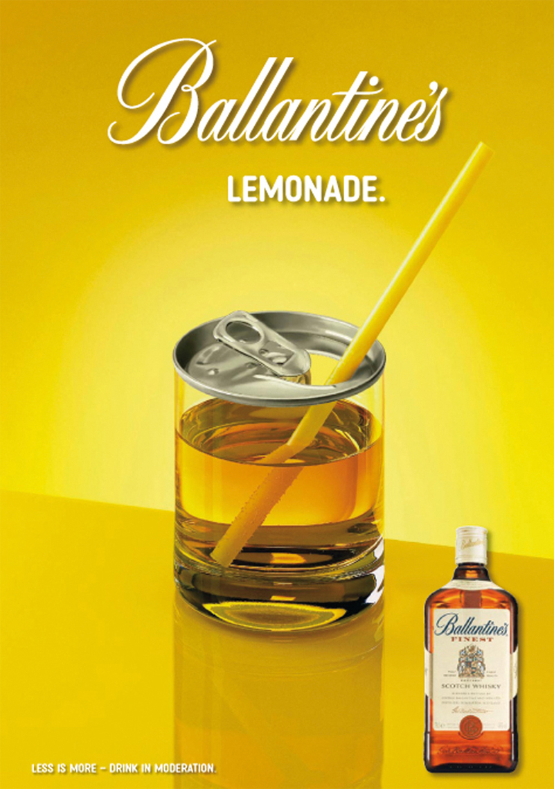Ballantines Lemonade (Contexta 2002)