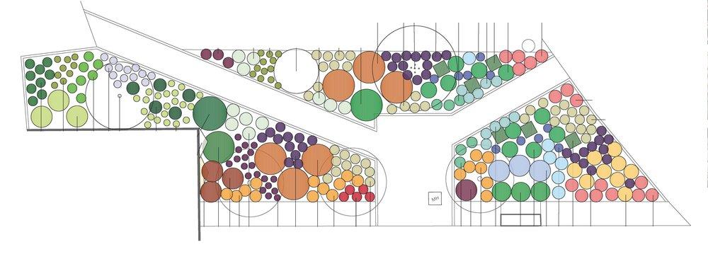 Leeds University Sensory Garden