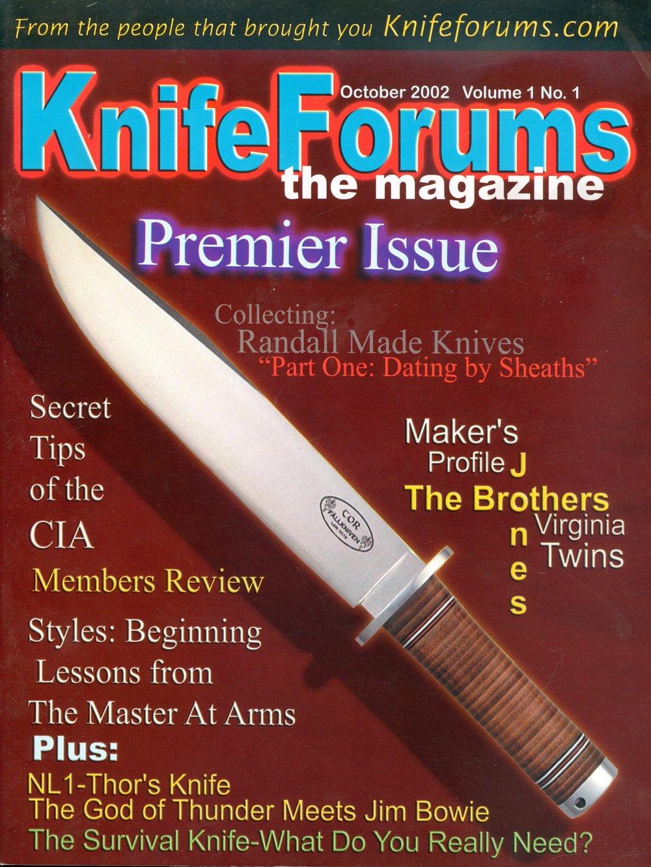 Dating randall made knives