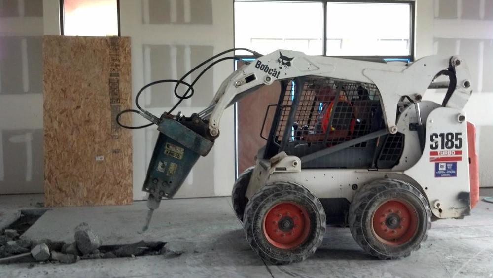 Bobcat Excavator-341