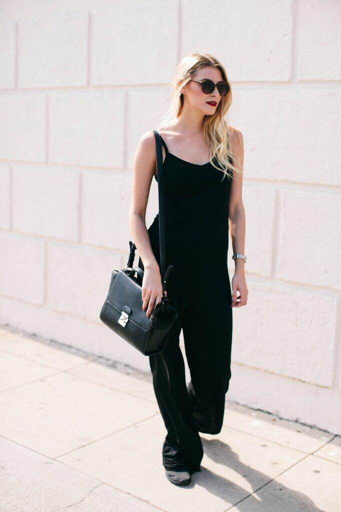 Jumpsuit: ASOS, Shoes: Nike, Purse: Forever 21, Keychain: Eden Sky, Watch: ASOS, Sunnies: Forever 21