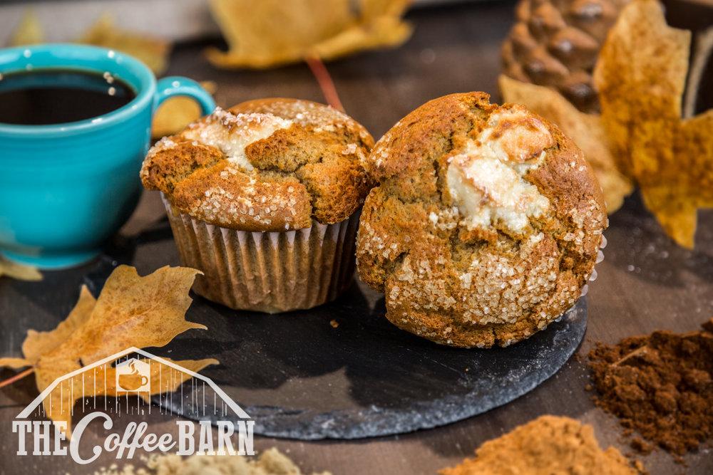 Cream Cheese Muffin