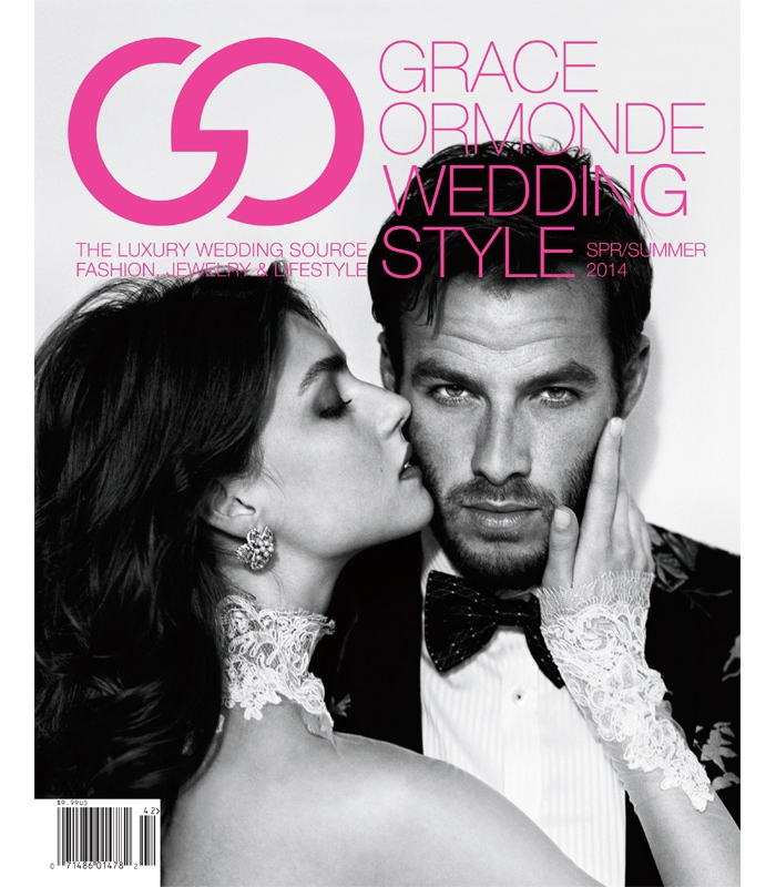 Grace Ormonde Wedding Style Spring/Summer 2014