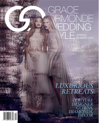 Grace Ormonde Wedding Style Spring/Summer 2015