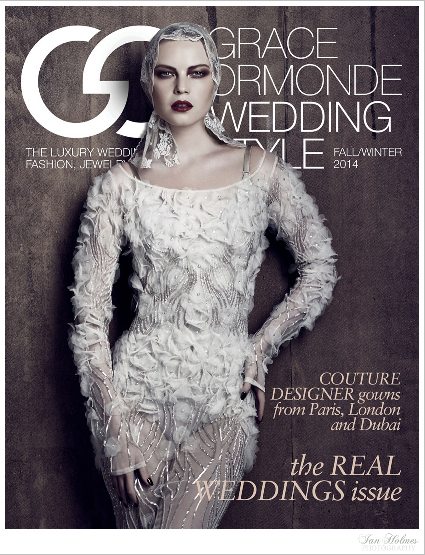 Grace Ormonde Wedding Style Fall/Winter 2014